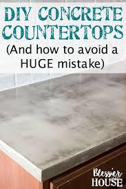 diy feather finish concrete countertops concrete countertop sealers