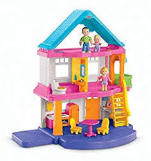 Fisher-Price My First Dollhouse - best toys for 2 year old girls Best Toys Year Old Girls Gift Ideas \u0026 Buyer\u0027s Guide