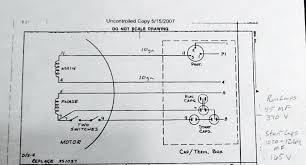 wiring diagram 230v cscr start circuit image jpg