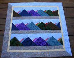 Earth Alone (Earthrise Book 1 | Trees, Quilt blocks and Cabin & Mountain quilt Adamdwight.com