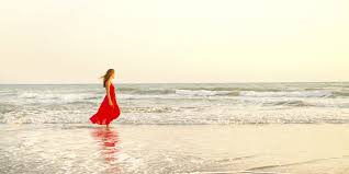 ways to overcome low self esteem psychologies w on beach