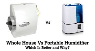 whole house vs portable humidifier which is better and why whole house dehumidifier