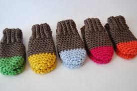 Free Crochet Mitten Patterns Simple Make Crochet Baby Mittens Your Favorite Crochet Fashionarrow