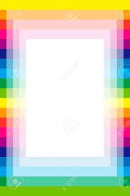 Achtergrond Materiaal Behang Rainbow Rainbow Kleurrijk Gestreept