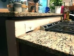 gap between dishwasher and countertop gap between dishwasher and air counter gap between dishwasher and countertop