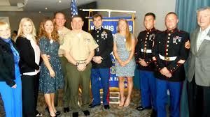 Kiwanis gives Marines scholarships - The Morning Call