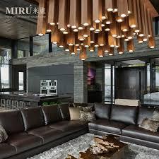 wood ceiling lighting. Simple Lighting Milutinovic  Art Lamps Lighting Teana Designer Hotel Room Nordic Wood  Ceiling Lampsin Ceiling Lights From U0026 Lighting On Aliexpresscom  Alibaba  For Wood I