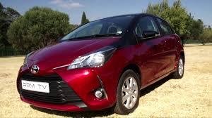 Toyota Yaris 1.5 Pulse Manual - YouTube