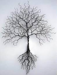 outstanding metal tree wall art hobby
