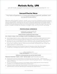 Example Of Lpn Resume Licensed Practical Nurse Resume Examples Nurse ...