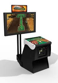 Golden Tee Cabinet Arcade Heroes Incredible Technologies Touts Powerputt Live Golden