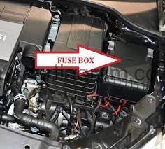 fuse box volkswagen golf 6 vw golf fuse box layout at Vw Golf 4 Fuse Box Diagram