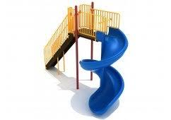 Swirly Slides Safe Spiral Slides Spiral Playground Slides