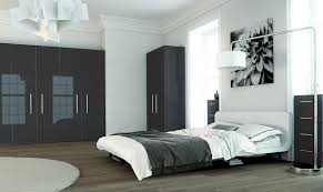 high gloss bedroom furniture ultragloss metallic anthracite bedroom by ba components