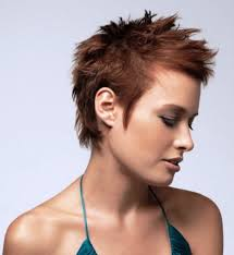10 Auburn Pixie Cut   Pixie Cut 2015 additionally 126 best Hair for over 50's images on Pinterest   Hairstyles additionally 75 best Hair Color   Style images on Pinterest   Hairstyles  Short besides 10 Exclusive Short Spiky Hairstyles For Fearless Women besides  further  together with 70 Cool Pixie Cuts for 2017 – Short Pixie Hairstyles from Classic likewise  as well  besides  in addition Short Haircuts and Hair Colors photos   My Style   Pinterest. on spiky haircuts auburn