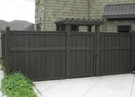 best ideas about fence building building a fence want to stain our cedar fence this color love it