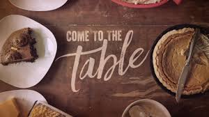 Image result for come to the table of food