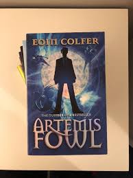 artemis fowl 9 book collection