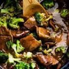 beef and broccoli crock pot