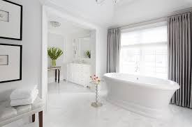 White floor tiles bathroom Large The Spruce 17 Classic Gray And White Bathrooms