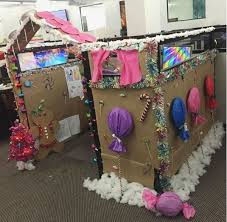 office christmas themes. Creative Office Christmas Decorating Ideas Themes D