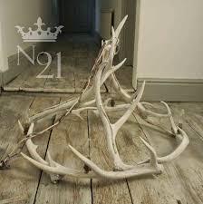 gallery of antler chandelier kit