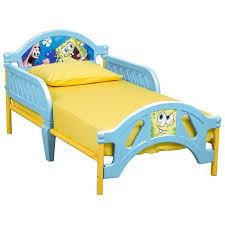 Spongebob Squarepants Plastic Toddler Bed