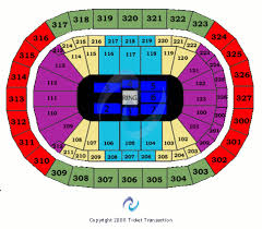 First Niagara Center Seating Chart View