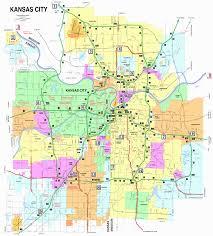 kansas city missouri city map  kansas city missouri • mappery
