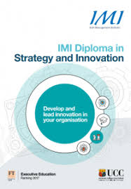 diploma programmes irish management institute diploma in strategy innovation