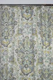extra wide fabric shower curtain carnation home fashions extra wide fabric shower curtain liner inch by