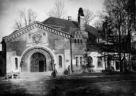 Библиотека ФГБНУ ИЭМ  Архивная фотография здания научной библиотеки в 1913 году