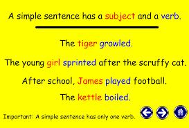 Simple, Compound, Complex Sentences - Lessons - Tes Teach