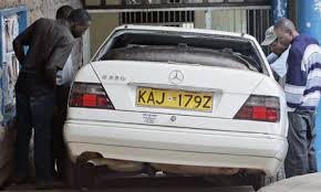 Image result for Kamau King'ara and John Paul Oulua
