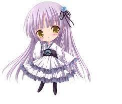ảnh Anime Cute Chibi Dễ Vẽ Nhất - Novocom.top