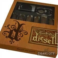 sel cigar six pack sler gift set zoom previous next