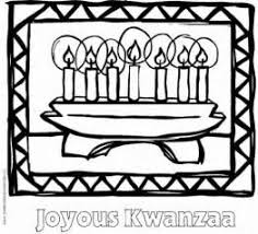 Small Picture Kwanzaa Candles Coloring Pages Candle Kwanzaa Coloring Pages