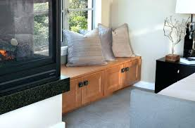 Building A Window Bench Seat With Storage Bay Ikea Plans For. Window Bench  Seat Diy Built In With Storage ...