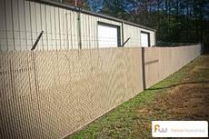chain link fence bamboo slats. Modren Bamboo Chain Link Privacy Slats Throughout Fence Bamboo O