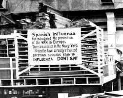 Griep Epidemie 1918 - griep 2020
