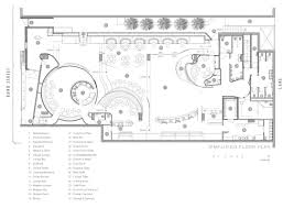 Pub Design Plan Gallery Of Bond Bar Hachem 16