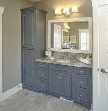 dark gray bathroom vanity new best 25 grey cabinets ideas on