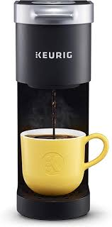 Read on to learn all about ten best keurig coffee makers in 2021 and then simply choose the one that best suits your needs. Amazon Com Keurig K Mini Coffee Maker Single Serve K Cup Pod Coffee Brewer 6 To 12 Oz Brew Sizes Black Kitchen Dining