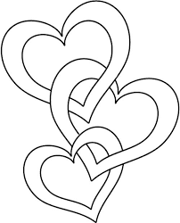Small Picture Printable Heart Coloring Pages Picture Coloring Printable Heart