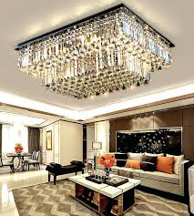 cozy rectangle dining room chandelier modern contemporary rectangle shape rain drop suspension lamp lighting fixture crystal