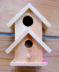 woodworking projects for kids bird house. unfinished wood mini craft birdhouse from joann woodworking projects for kids bird house s