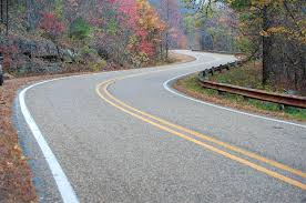 Winding Roads in Autumn Photograph by Gregory Ballos