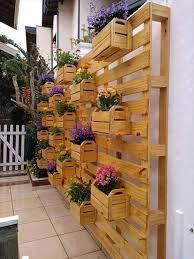 ... Pallet Wall Garden ...