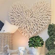 neoteric design inspiration twig wall art elegant large white wood chunky heart extra wooden feature sculpture on large white wood wall art with gorgeous inspiration twig wall art home wallpaper large white heart