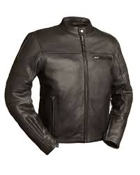 first classics men s black leather scooter jacket the manchester